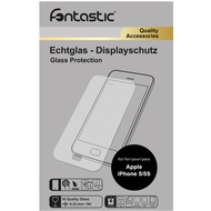 Fontastic Schutzglas für Apple iPhone 5/ 5S/ SE