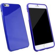 Fontastic Softcover Basic blau für Apple iPhone 6+/ 6s+