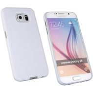 Fontastic Softcover Basic weiß für Samsung Galaxy S6