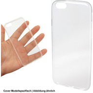 Fontastic Softcover Clear Thin komp. mit Huawei P Smart (2019)