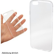 Fontastic Softcover Clear Ultrathin für Samsung Galaxy S6 Edge+