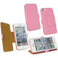 Fontastic Tasche Diary pink für Apple iPhone 5C