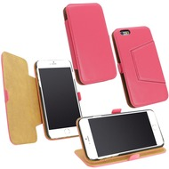 Fontastic Tasche Diary pink für Apple iPhone 6/ 6s