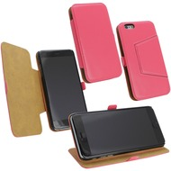 Fontastic Tasche Diary pink für Apple iPhone 6+/ 6s+