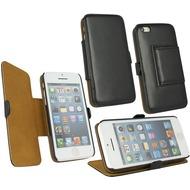 Fontastic Tasche Diary schwarz für Apple iPhone 5C