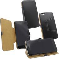 Fontastic Tasche Diary schwarz für Apple iPhone 6+/ 6s+
