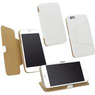 Fontastic Tasche Diary weiß für Apple iPhone 6/ 6s