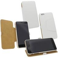 Fontastic Tasche Diary weiß für Apple iPhone 6+/ 6s+