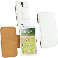 Fontastic Tasche Diary weiß für Samsung Galaxy S4