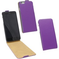Fontastic Tasche Flip lila für Apple iPhone 6/ 6s