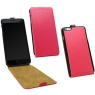 Fontastic Tasche Flip pink für Apple iPhone 6+/ 6s+