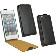 Fontastic Tasche Flip schwarz für Apple iPhone 5C