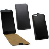 Fontastic Tasche Flip schwarz für Apple iPhone 6+/ 6s+