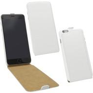 Fontastic Tasche Flip weiß für Apple iPhone 6+/ 6s+