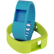 Fontastic Uhrenarmbänder 2er Set hellgrün u. aqua passend zu FontaFit 110