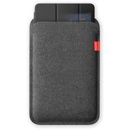 Freiwild Sleeve 7+ für iPad mini + Smartcover, grau-meliert