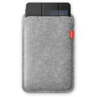 Freiwild Sleeve 7+ für iPad mini + Smartcover, hellgrau-meliert