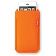 "Freiwild Sleeve classic ""fresh colours"" für iPhone 5, orange"