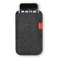 Freiwild Sleeve classic für iPhone 4 /  4S, grau-meliert