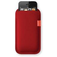 Freiwild Sleeve classic für iPhone 5/ 5S/ SE, rot