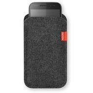 Freiwild Sleeve smart XL, grau-meliert