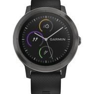 Garmin vivoactive 3 GPS-Smartwatch gunpowder