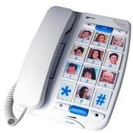 geemarc PhotoTEL Bildtastentelefon mit Großtasten