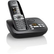 Gigaset CX610A ISDN, pianoschwarz