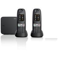 Gigaset E630 Duo, schwarz