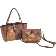 Goebel Artis Orbis Gustav Klimt Der Kuss - Handtasche