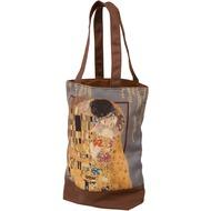 Goebel Artis Orbis Gustav Klimt Der Kuss - Künstlertasche