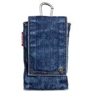 golla Mobile Bag - DENIM Jeans- dunkelblau