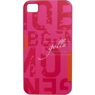 golla Hardcover HETTY für iPhone 4 /  4S, pink