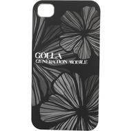 golla Hardcover JILL für iPhone 4 /  4S, schwarz