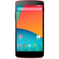 Google Nexus 5 16GB, rot