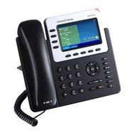 Grandstream GXP-2140 SIP Telefon, HD Audio, 4 SIP-Konten, Farbdisplay