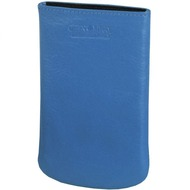 Greenburry Spongy iPhone4, iPhone4S Handytasche Leder 7,5 cm ink blue
