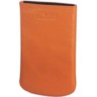 Greenburry Spongy iPhone4, iPhone4S Handytasche Leder 7,5 cm orange