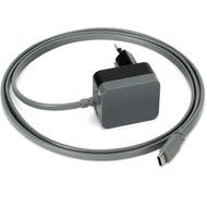 Griffin PowerBlock Wand-Ladegerät, USB-C, 3A/ 15W, schwarz/ grau