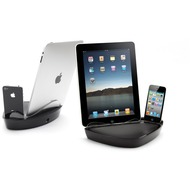 Griffin PowerDock Dual f�r iPad /  iPhone