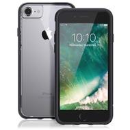 Griffin Reveal - TPU Case Case für Apple iPhone 7, 6S, 6 Black - Clear