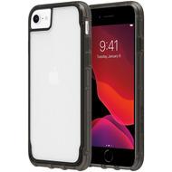 Griffin Survivor Clear Case, Apple iPhone SE (2020)/ 8/ 7/ 6/ 6S, schwarz, GIP-042-BLK