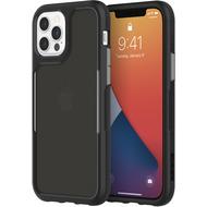 Griffin Survivor Endurance Case, Apple iPhone 12/ 12 Pro, schwarz/ grau/ smoke, GIP-056-BKG