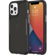 Griffin Survivor Endurance Case, Apple iPhone 12 Pro Max, schwarz/ grau/ smoke, GIP-057-BKG