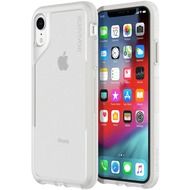 Griffin Survivor Endurance Case, Apple iPhone Xr, transparent/ grau