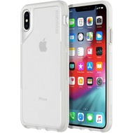 Griffin Survivor Endurance Case, Apple iPhone Xs Max, transparent/ grau