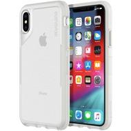 Griffin Survivor Endurance Case, Apple iPhone Xs/ X, transparent/ grau