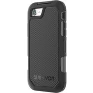 Griffin Survivor Extreme Case, Apple iPhone 8/ 7, schwarz