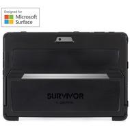 Griffin Survivor Slim Case  Microsoft Surface Pro (2017)  schwarz