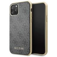 Guess Charms - 4G - Apple iPhone 11 Pro Max - Grau - Schutzhülle - Hard cover - Case